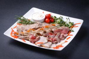 Мясное ассорти (6 видов мяса)