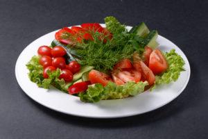 Овощное ассорти (5 видов овощей)
