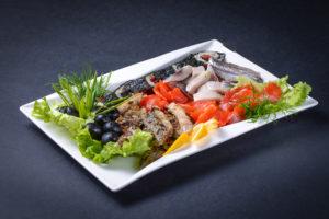 Рыбное ассорти (5 видов рыбы)