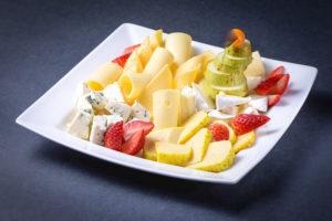 Сырное ассорти (5 видов сыра)