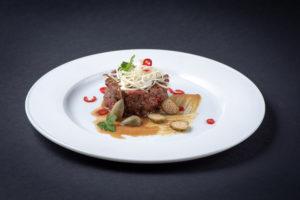 Тартар из говядины (30 гр.)