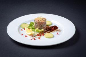Тартар из лосося (30 гр.)